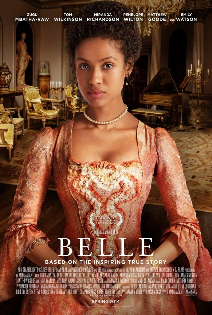 """New IR Movie Alert: """"Belle,"""" A 'Tragic Mulatto' Story with a Happy Ending? - Beyond Black & White"""