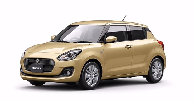 New Maruti suzuki swift lauched in japan expected launch in india is scheduled to end of 2017. the exterior of the vehicle resembles that of mini copper it also gets new interior. And overall styling of the suzuki swift 4th gen is eyecatching. likely to be priced in the range – INR 5 lakh to 8 lakh. when launced in india.