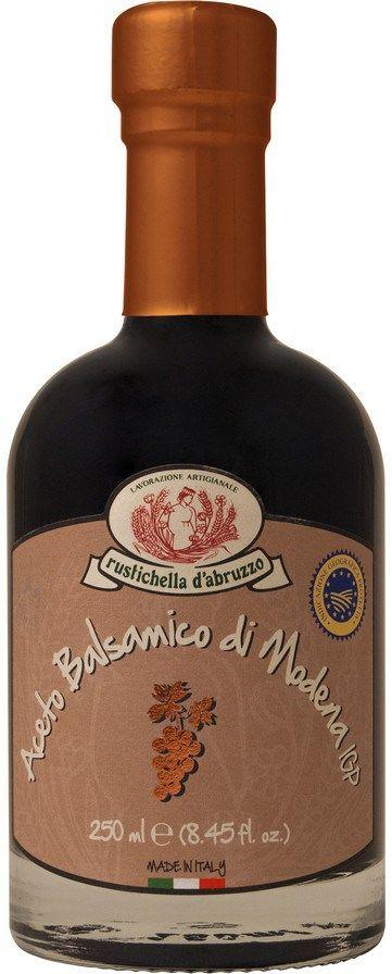 "PGI Balsamic Vinegar ""copper"" / Aceto Balsamico I.G.P.  ""rame"" ml 250 - 7.80 € inc. VAT / IVA Compresa"