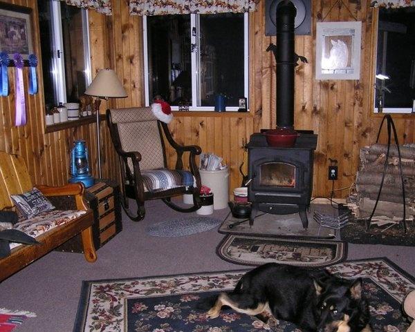 the bran cabin
