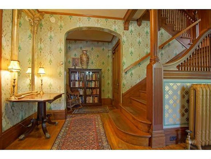 Victorian Home Foyer : Best victorian foyer images on pinterest