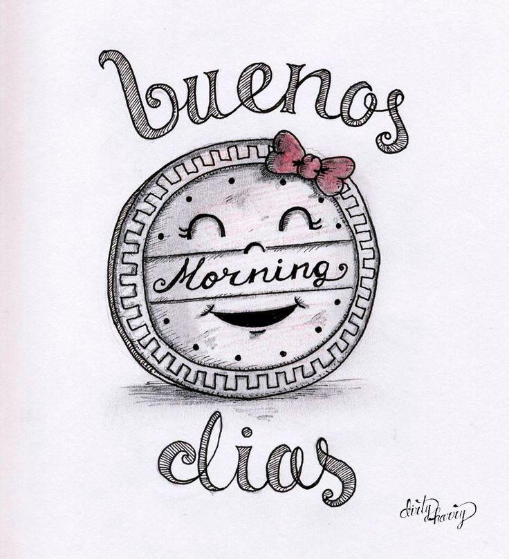 Buenos días -www.dirtyharry.es
