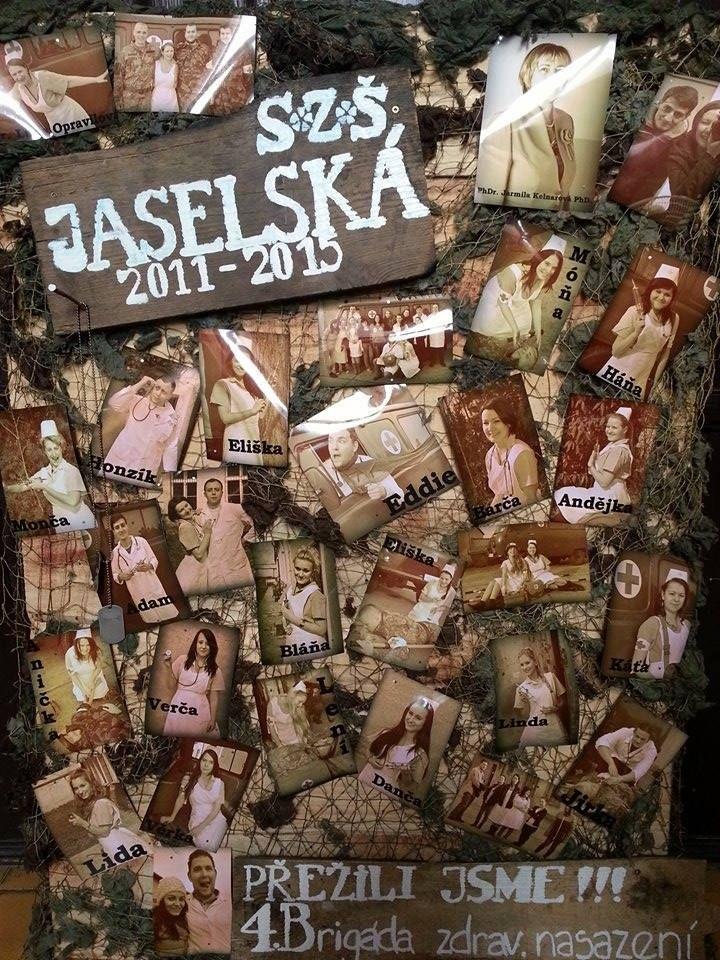 Od Lenky, SZŠ Jaselská Brno 2015