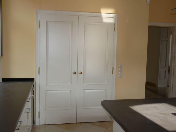 klasszikus mdf beltéri ajtó