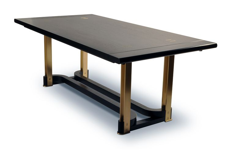 Auxerre Table : Dennis Miller Associates Fine Contemporary Furniture, Lighting and Carpets in NYC