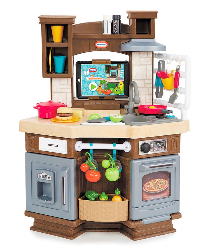 Take a look at this Little Tikes Little Tikes Cook 'n Learn Smart Kitchen today!