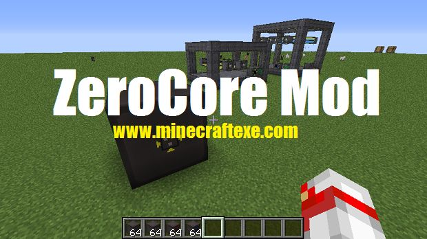 ZeroCore Mod for Minecraft 1.12.2/1.11.2/1.10.2 there are contains code which allow you to handle the basic mechanics in this game and also, intended for other mod authors. Example : there are function to help you process network messages in the right way, and you will found helper classes features that allow you to handle connected textures, etc. Moreover, it's the home of a revised multi-block API which support multiple client mods without performance penalties. [  186 more words ]…