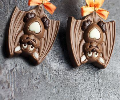 #halloween #chocolate #chocolissimo #trickortreat