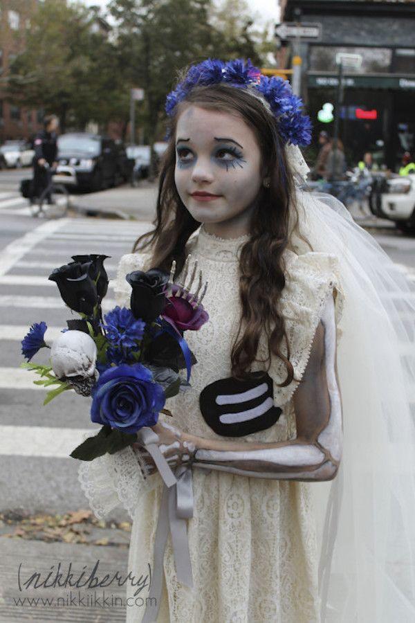 Disfraz de Halloween de Novia Cadáver