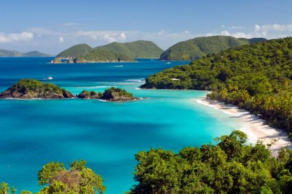 My girls love the Virgin Islands.