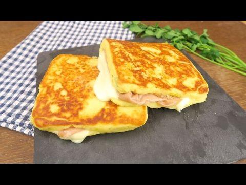 Toast di patate: la cenetta facile e sfiziosa pronta in pochi minuti! - YouTube