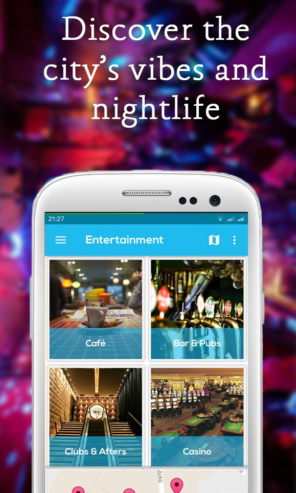 Thessaloniki City Guide Application for Android is ready!     Discover this magic city through a well designed, easy-to-use app made by people who live in Thessaloniki, and love this place!  Sightseeing, nightlife, museums & archaeological sites, food & entertainment!  #thessaloniki #city #guide #application #android #greece #inthessalonikicom #travel *Powered by Inthessaloniki.com Team*