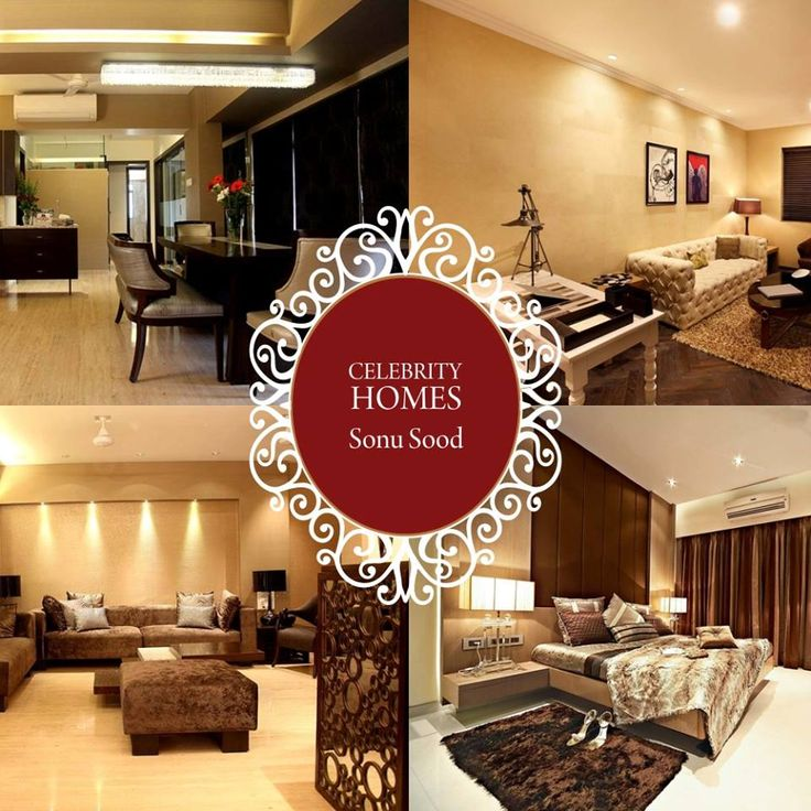 #CelebrityHomes: A peek into Sonu Sood's Cozy Nest! #BestHomes #Interiors #HomeDecor #InteriorDesign #Furnishings #Homes #HomeSweetHome