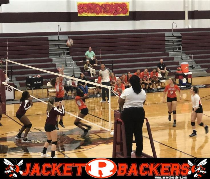 Rockwall Lady Jackets Jv Volleyball Team Easily Handle Mesquite High School In A Friday Night Matchup The Lady Jacke Volleyball Team Jackets For Women Jackets