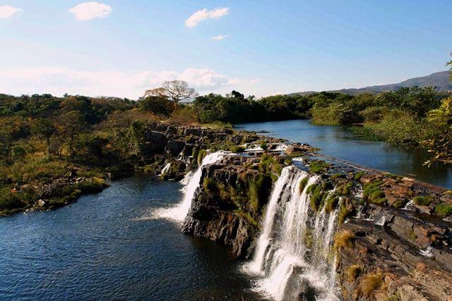 Cachoeira Grande – Serra do Cipó - MG