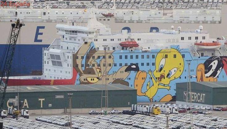 Los barcos para alojar a policías amplían su atraco en el Puerto de Barcelona hasta el 11 de octubre