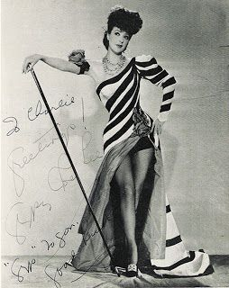 gypsy rose lee - Google Search
