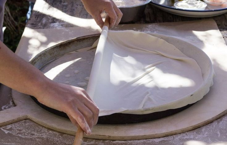 Βασική ζύμη για χωριάτικο φύλλο - Συνταγές - Γιορτές και καλέσματα | γαστρονόμος