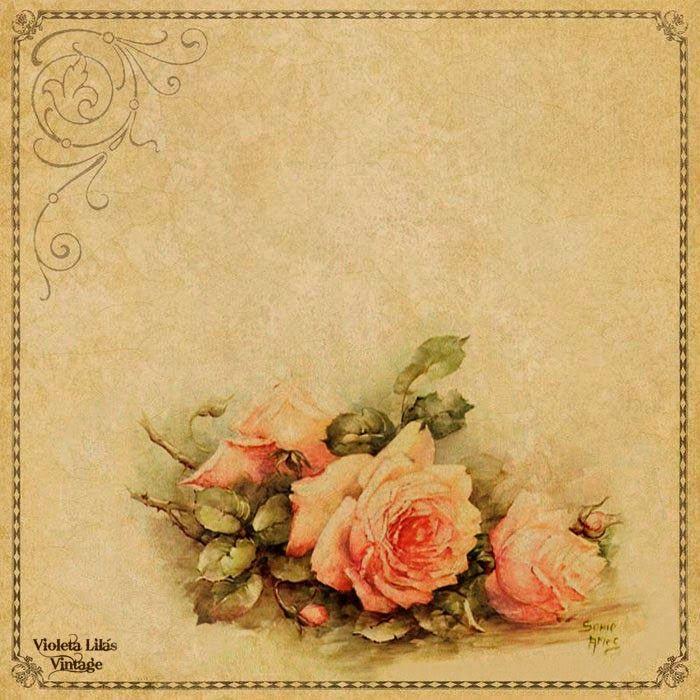 Белоснежкой ведром, бумага для винтажных открыток