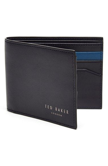 Ted Baker London Leather Wallet available at #Nordstrom ...