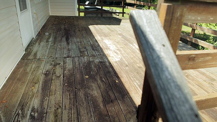 Patio and Deck Restoration Made Easy
