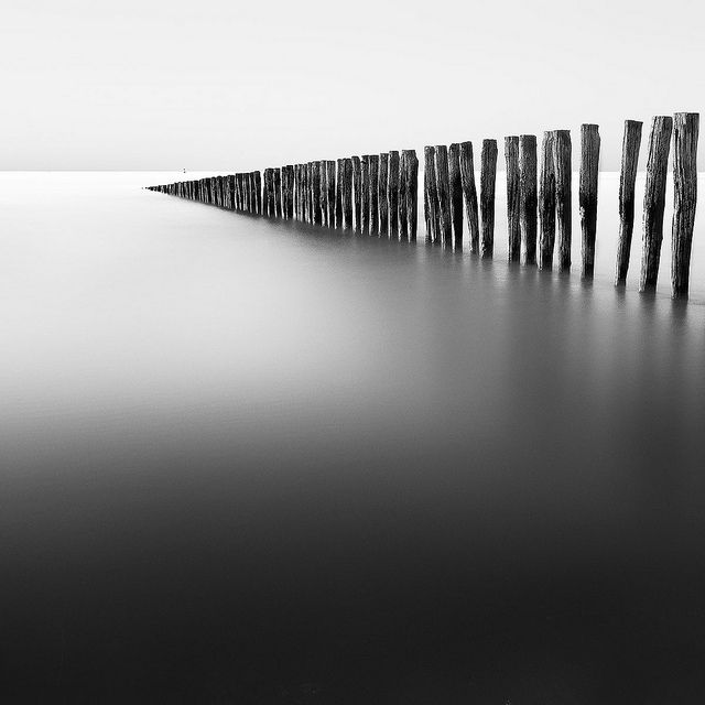 27 Black and White Landscape Images - great photographic inspiration