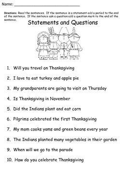Best 25+ Thanksgiving worksheets ideas on Pinterest | Thanksgiving ...