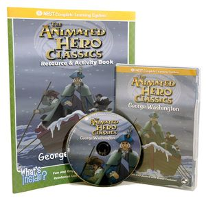 4th of July Movies for Kids: The Animated Hero Classics: George Washington