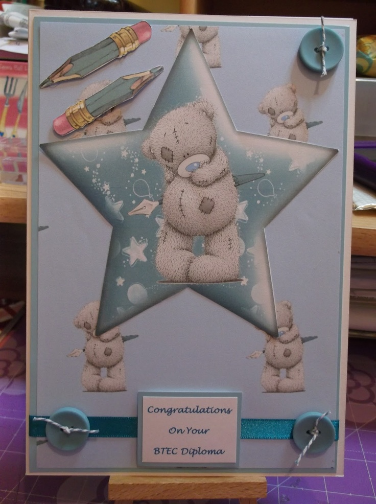 Tatty Teddy - Sharon does such a great job and sells these!