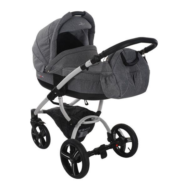 Wózki dziecięce BEBETTO - Nowoczesne wózki dziecięce - Producent wózków dziecięcych - - LUCA