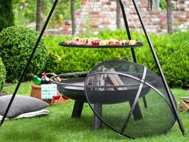 Grille barbecue Vivre au Vert