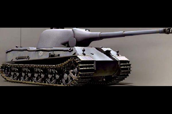 Bizarní a neobvyklé tanky: Supertěžký německý PzKpfw VII Löwe | Válka Revue