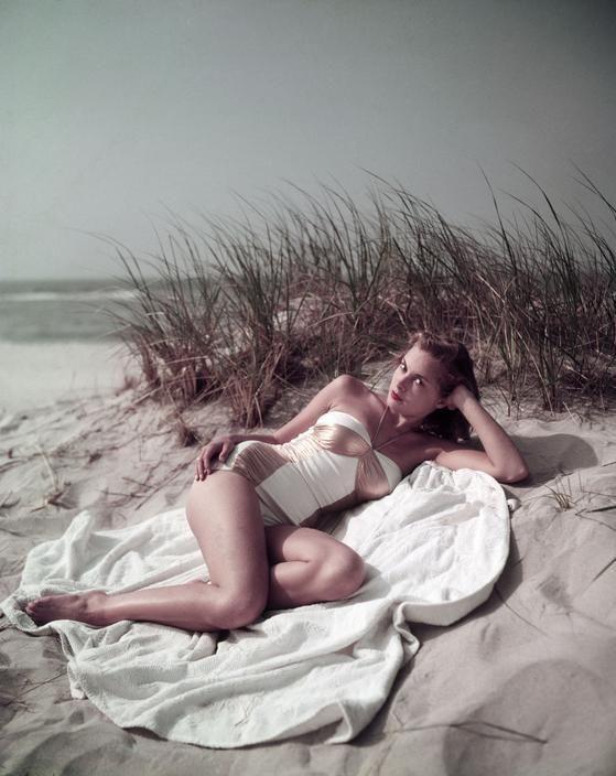 Janet Leigh, 1951. Photo: Philippe Halsman