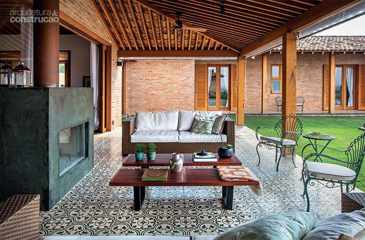 1000 ideias sobre lareira externa no pinterest lareiras for Paginas para decorar casas