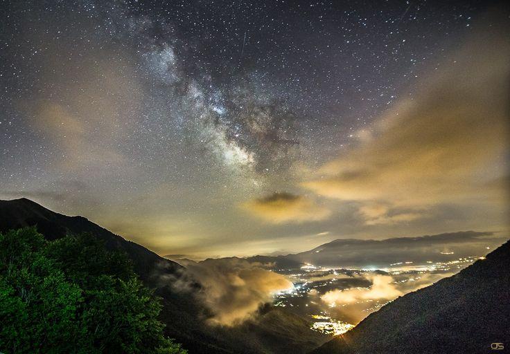 Light Pollution by Daniele Silvestri on 500px