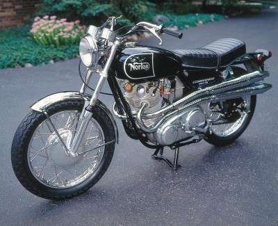 1970 Norton Commando; this would be a fabulous everyday rider. In my dreams!