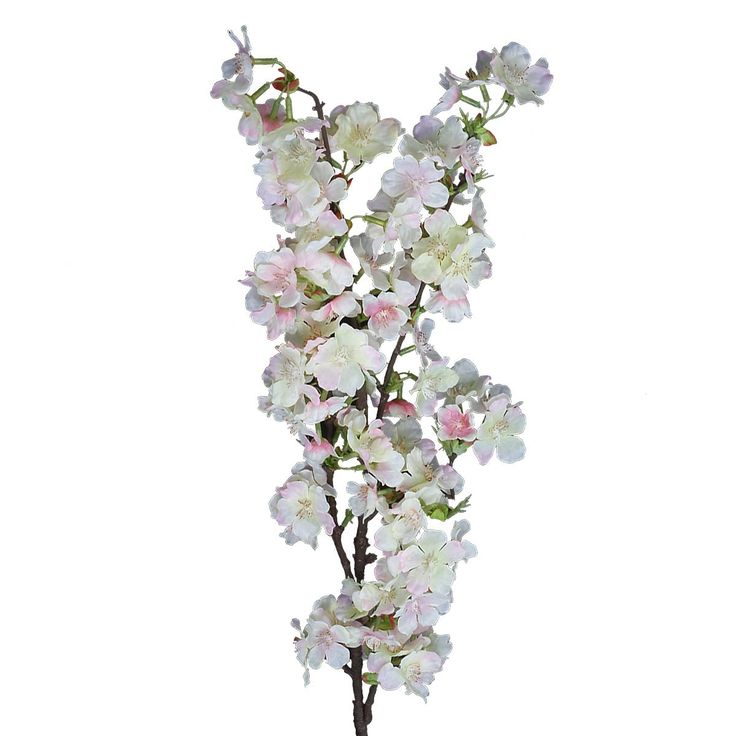 Cherry Blossom - Here is a contemporary design of artificial yet real touch of cherry blossoms and finely cut buds that are bound create a joyful punch of elegance.#INVHome #LuxuryHomeDecor #InteriorDesign #RoomDecor #Decorations #Decor #INVHomeLinen #Tableware #Spa #Gifts #Furniture #LuxuryHomes #HomeDecor #Flowers