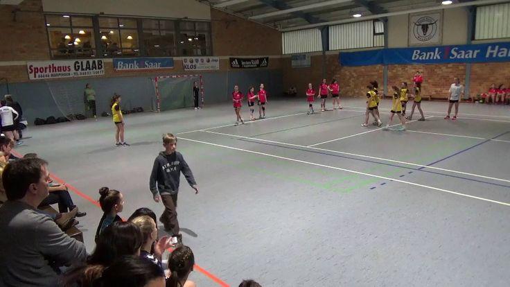 (D Jugend|Spiel 6) #SG #TV #Merchweiler #ASC #Quierschied #vs. VTZ...  #Quierschied #Das sechste #und #letzte #Spiel #im #Finale #vom #Bank 1 #Saar #Handball #Trophy #der D-Weiblich #Quierschied #Saar  http://saar.city/?p=42990
