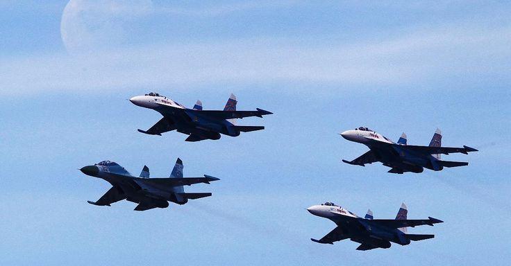 Focus.de -     #Ukraine-Krise    : #Russland startet unangekündigtes Luftwaffen-Manöver - News-Ticker #Krim bzw. Ukraine - AKTUELL