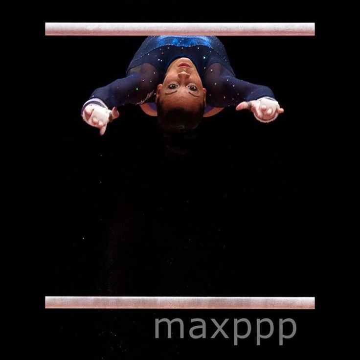 Downie Elissa of Great Britain performs on the beam at the Women's team finals at the 46th FIG Artistic Gymnastics World Championships in Glasgow, Britain, 27 October 2015.  EPA/ANDREW COWIE/MaxPPP #photo #photos #pic #pics #picture #pictures #art #beautiful #instagood #picoftheday #photooftheday #color #exposure #composition #focus #capture #moment #sport #photojournalism #photojournalisme #maxppp #gymnastics