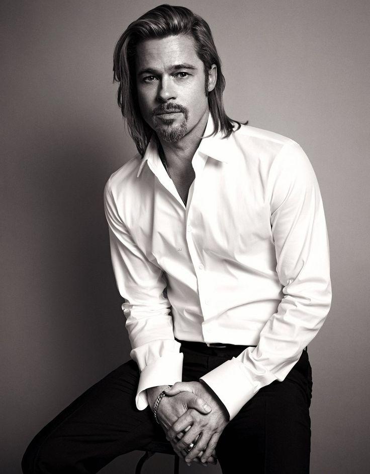 Brad Pitt for Chanel Nº5