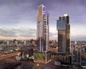 Salvo Property Group: The Platinum Tower is located on City Road in the heart of Crown Precinct. Only a short walk to the CBD, the precinct draws an enthusiastic crowd to its soaring buildings and the Southgate promenade, which boasts some of Melbourne's best entertainment and shopping. See video here: http://salvopropertygroup.podomatic.com/entry/2014-03-10T00_14_21-07_00