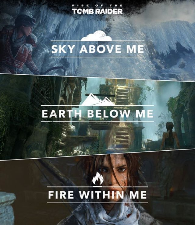 #Lara_Croft                                                                                                                                                                                 More