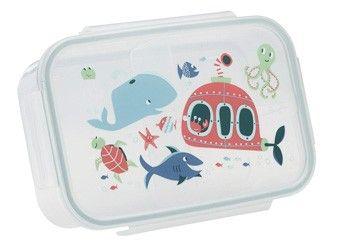 bijzondere 'Ocean' lunchbox met vakverdeling SugarBooger | kinderen-shop Kleine Zebra