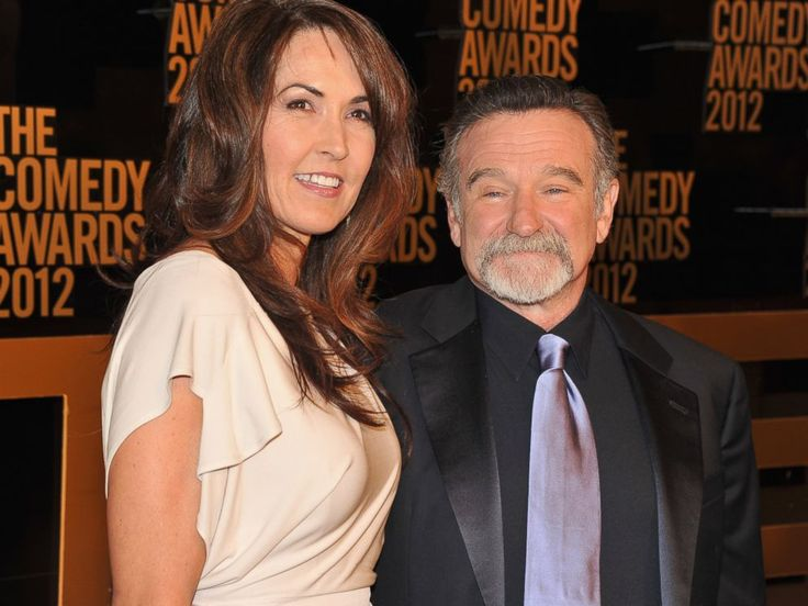 Robin Williams' Wife and Children Going to Court Over Comedian's Estate - ABC News