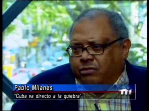 (1) Pablo Milanés: 'Vivir en Cuba es un encanto y un infierno' - YouTube