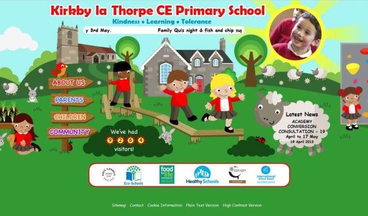 Kirkby la Thorpe CE Primary School