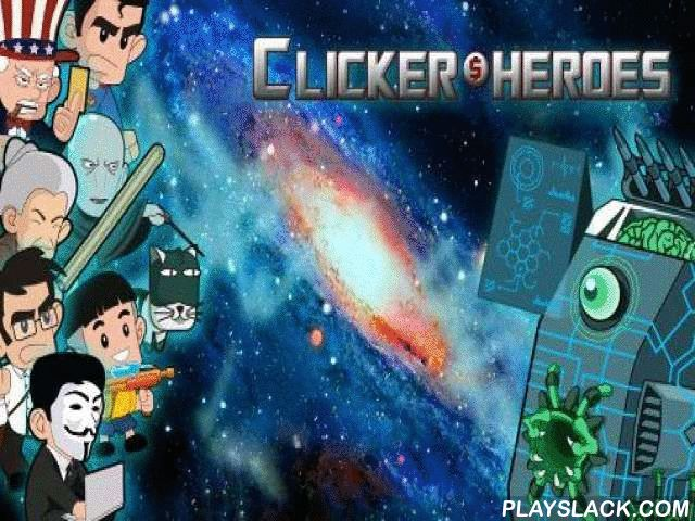 Clicker Heroes Infinity: Guardians Of The Galaxy  Android Game - playslack.com , voyage the whole galaxy and hack disparate ATM devices to get some cache. In this Android game you have a possibility to become a billionaire! The confidential of success is easy - hack ATMs and get cash. In component, you can hire up to 9 disparate characters who will assist you hack ATMs. Practice and rely on your friends and, over time, the cash will flow like a stream, and you will gain trillions! safeguard…