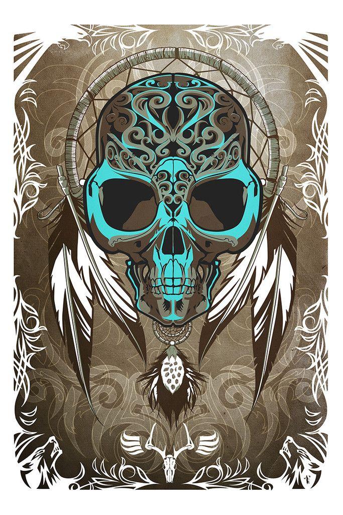 """Dreamcatcher"" par The Dark Inker"