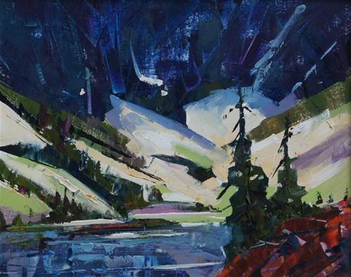 """Century Sam"" - Original Fine Art for Sale - © Brian Buckrell"
